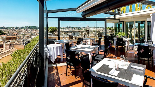 The Flair - Rooftop Bistrot Terrazza