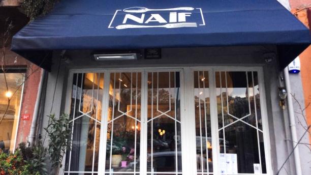 Naif Entrance