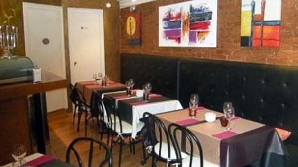 La Scarpetta Sala del restaurante