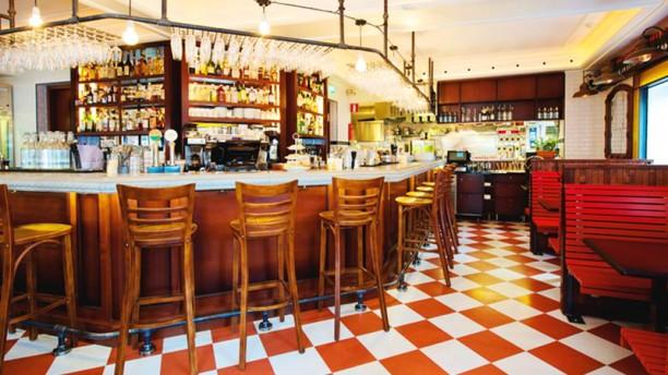 Hattfabriken Dining room