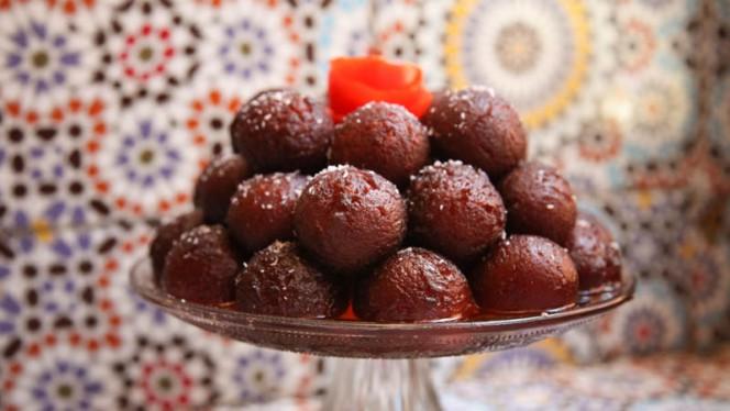 Gulab jaman (Dessert) - Rajasthan Villa, Toulouse