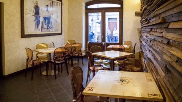 Ristorantino Tantí sala ristorante