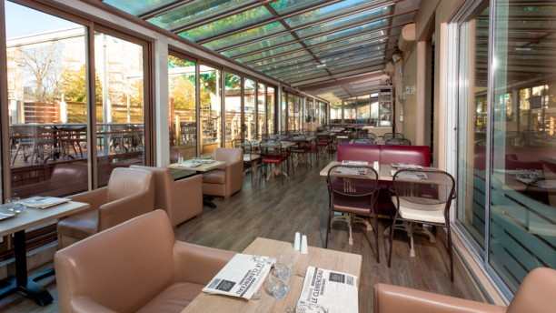 Le Clem' Salle du restaurant