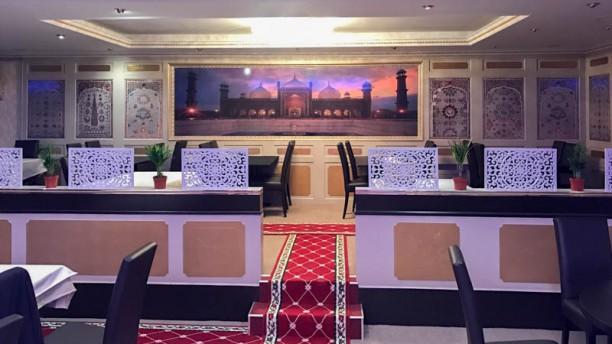 Shahi Qila Vue de la salle