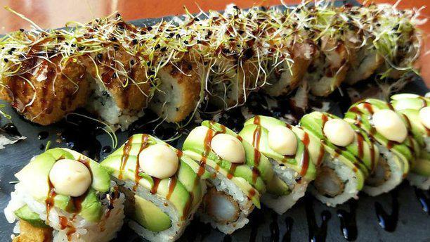 Le Patio sushi