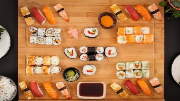 Le Comptoir du Sushi Suggestion du chef