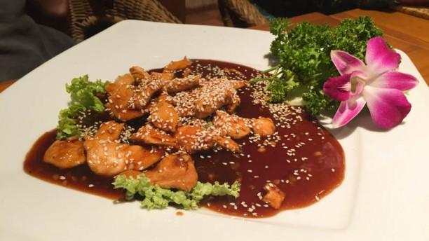 Le Phuket's plat