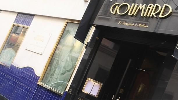 Goumard Bienvenue au restaurant Goumard