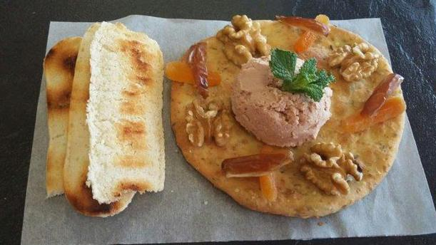 Restaurante Parador de Melilla Sugerencia del chef