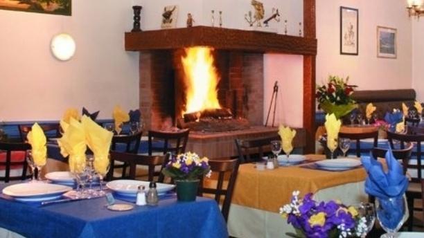Restaurant Océan Vue de la salle