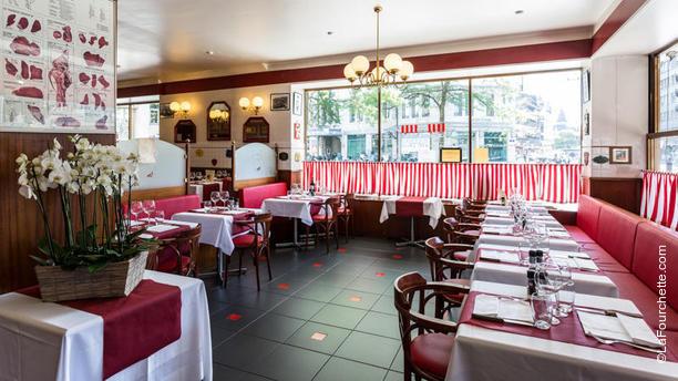 La Bouche-Cherie Restaurant Salle du restaurant