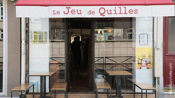 Le Jeu de Quilles Bienvenue au restaurant Le Jeu de Quilles