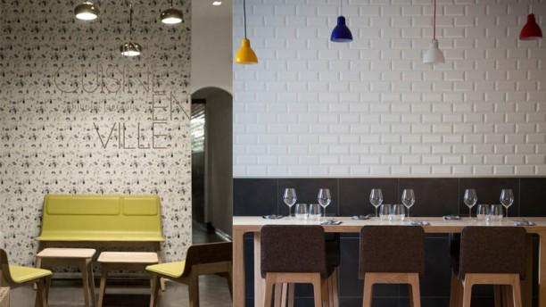 Restaurante une cuisine en ville en bordeaux men for Une cuisine en ville bordeaux menu