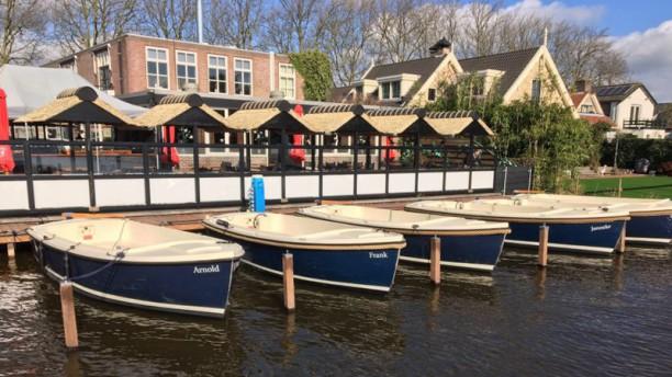 Het Wapen Van Reeuwijk Het restaurant