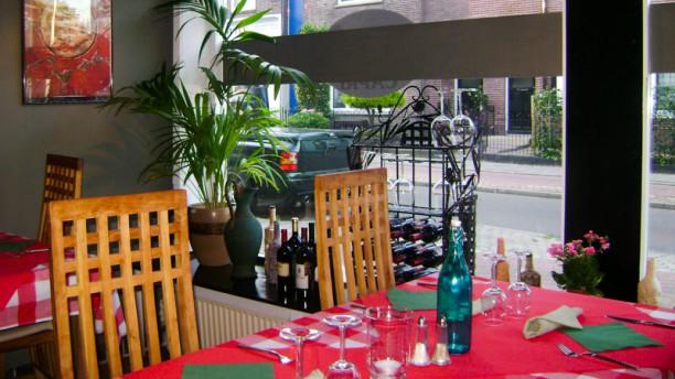 Ristorante Capri restaurantzaal