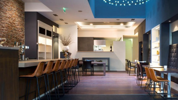 Restaurant Bij Jaap Het restaurant