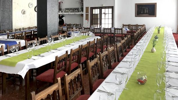 Mérida Vista sala