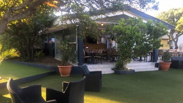 Restaurant Le Damier Terrasse