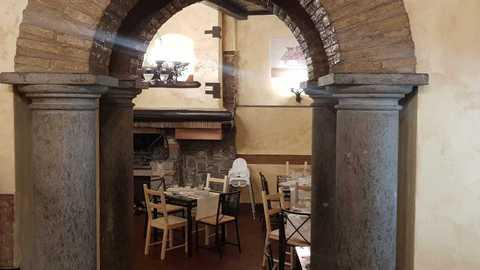 Crudo restaurant, Grottaferrata