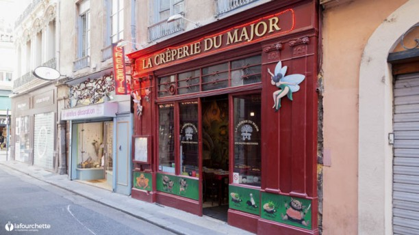 La Crêperie du Major Devanture