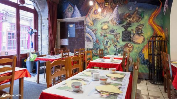 Cr perie du major restaurant 12 rue major martin 69001 for 9 rue du jardin des plantes 69001 lyon