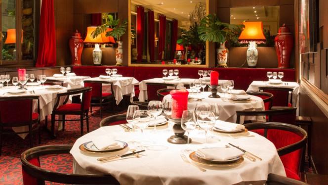Chez Ly - Champs Elysées - Restaurant - Paris