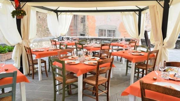 Una Terrazza in Toscana Sala