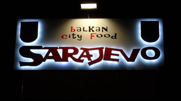 Sarajevo Balkan City Food Il ristorante