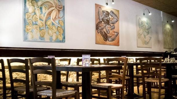 Pizza Margherita sala