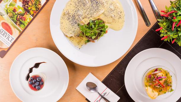 Pimenta Brasserie Restaurant Week Delivery