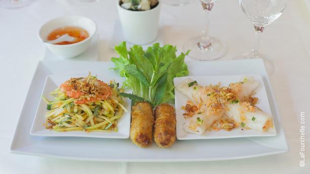 Restaurant la table du vietnam paris 75007 tour - La cuisine du monstre tours ...