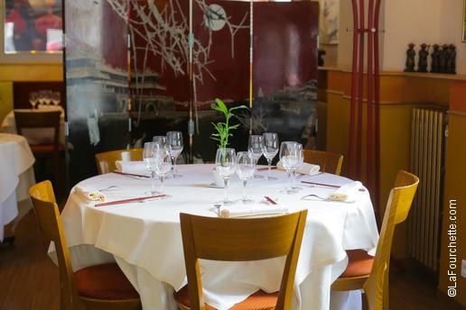 Restaurant La Table Du Vietnam Paris 75007 Tour Eiffel Champ De Mars Invalides Ecole