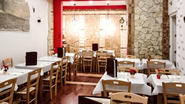 O'Cerriglio Trattoria Braceria e Pizzeria Sala del ristorante