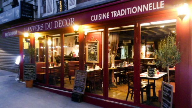 L anvers du décor in paris restaurant reviews menu and