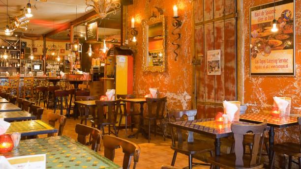 Las Tapas restaurantzaal