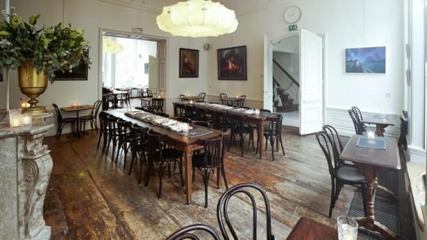 Het Vliegerhuys restaurantzaal