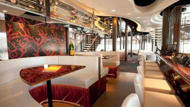 Restaurantzaaal - Catch by Simonis, Den Haag