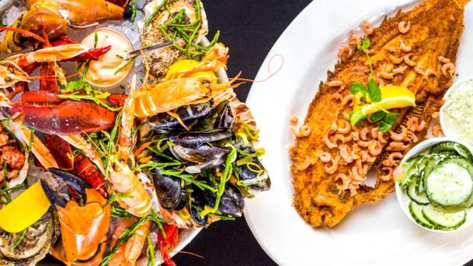 Suggestie van de chef - Catch by Simonis, Den Haag