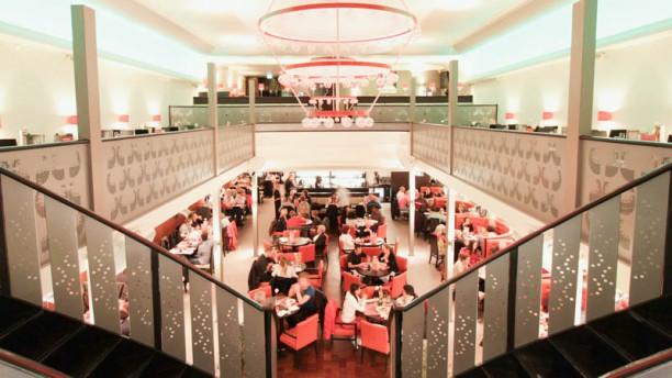 Luxor Het restaurant