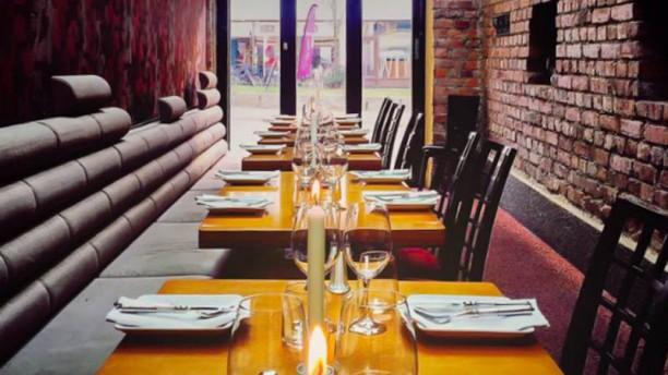 Hodja Restaurangens rum