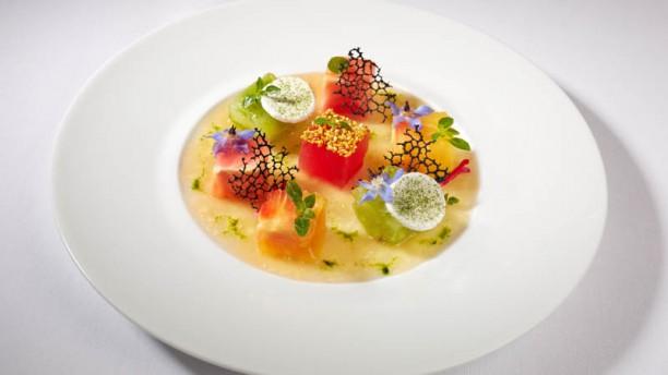 Restaurant Laurent Suggestion du Chef