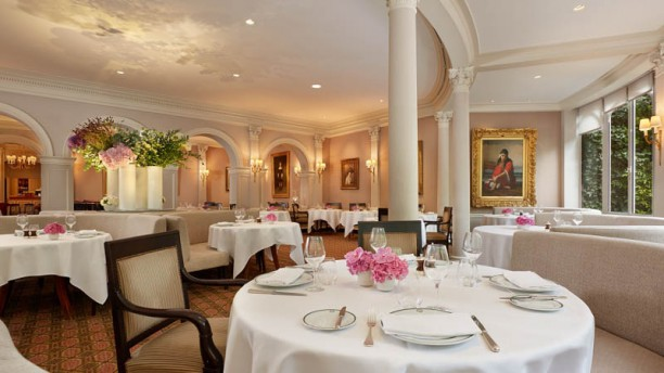Restaurant Laurent Vue de la salle