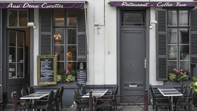 Aux Deux Cocottes - Restaurant - Lille