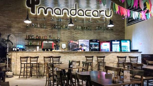 Mandacaru Restaurante e Cachaçaria Salão Principal