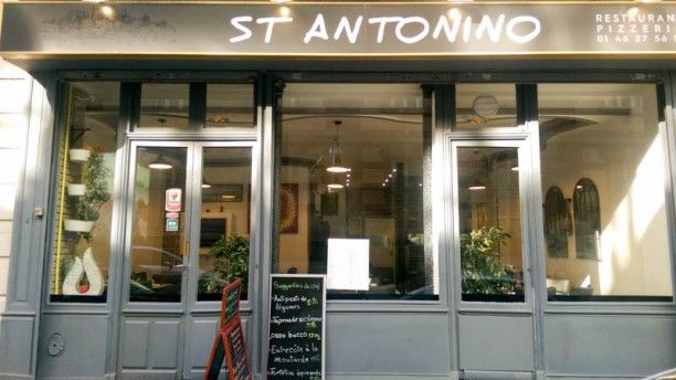 St Antonino Entrée