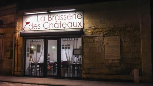 La Brasserie des Châteaux façade