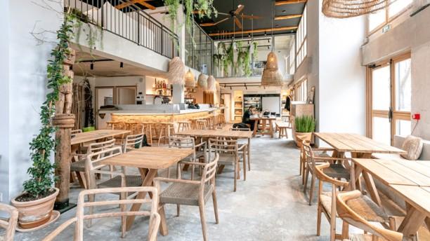 The Babel Community Montpellier Salle du restaurant
