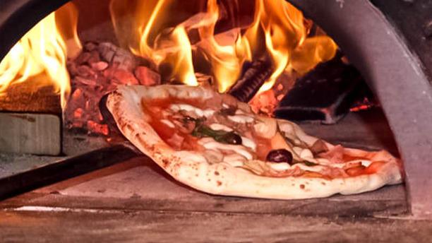 Totò Sapore Agropoli pizza al forno
