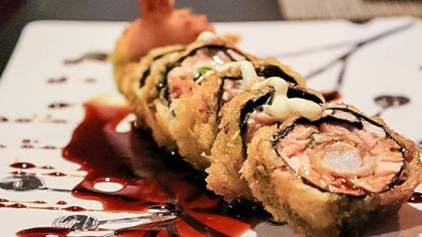 Musashi Sushi Lounge - São Domingos de Rana sala