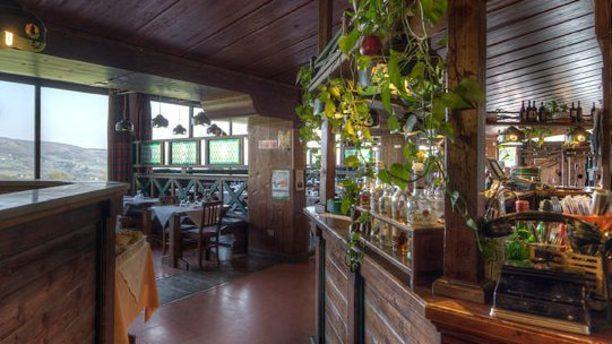 Ristorante Pizzeria Zocchi sala vista laterale